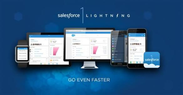 salesforce1 lightning
